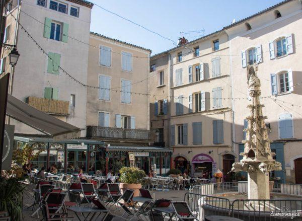 Trip in de Haute Provence - 1: Forcalquier