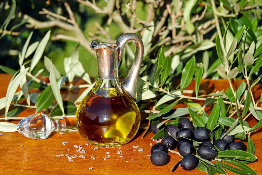 Heerlijke olijfolie uit Les Mees, Haute Provence.