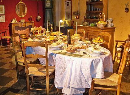 Kerst Provence Zuid Frankrijk