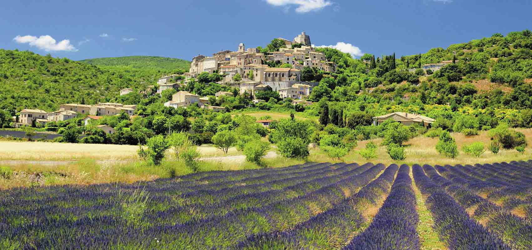 B&B Gites Haute Provence bij Sisteron Les Glycines