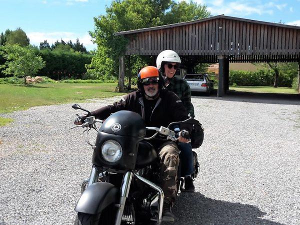 Motorvakantie B&B Gites Les Glycines in de Haute Provence