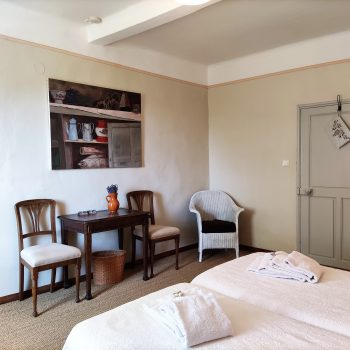Chambre La Baume Les Glycines Haute Provence (4)